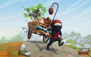 Clumsy Ninja mod apk (Unlimited coins and gems) latest version 2021 1