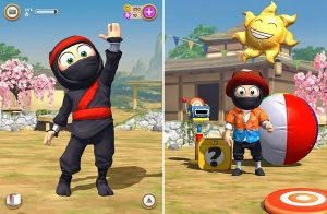 Clumsy Ninja mod apk (Unlimited coins and gems) latest version 2021 2